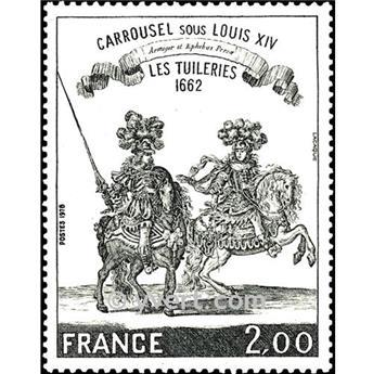 n.o 1983 -  Sello Francia Correos