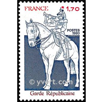 n.o 2115 -  Sello Francia Correos