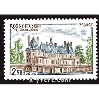 n° 2135 -  Selo França Correios