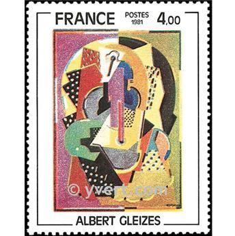 n° 2137 -  Selo França Correios