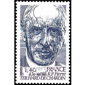 n° 2152 -  Selo França Correios