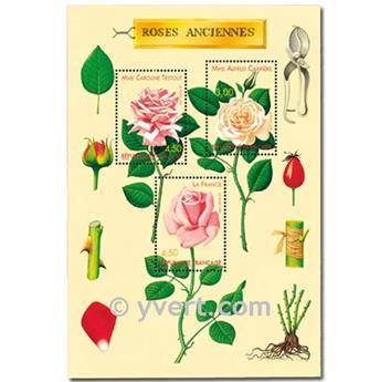 nr. 24 -  Stamp France Souvenir sheets