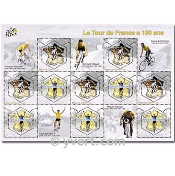 n° 59 -  Timbre France Bloc et feuillets