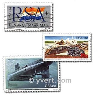 SOUTH AFRICA: Envelope 200 stamps