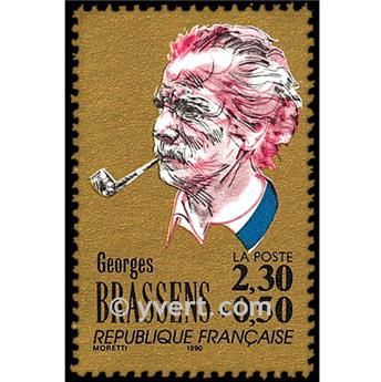 n° 2654 -  Selo França Correios
