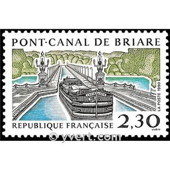 n° 2658 -  Selo França Correios