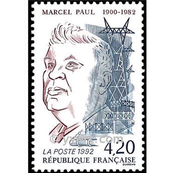 n.o 2777 -  Sello Francia Correos