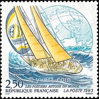 n° 2789 -  Timbre France Poste