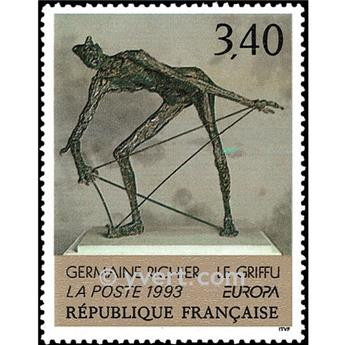 n° 2798 -  Selo França Correios