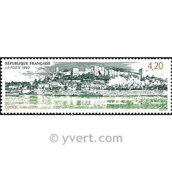 n° 2817 -  Selo França Correios
