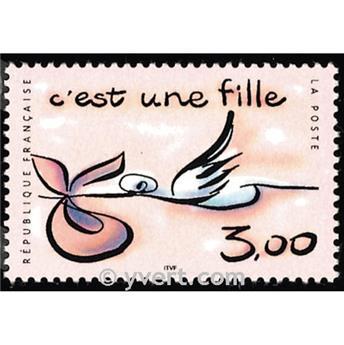 n° 3231 -  Selo França Correios