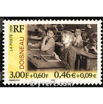 n° 3262 -  Selo França Correios