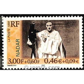 n° 3267 -  Selo França Correios