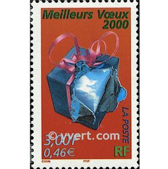 n° 3290 -  Selo França Correios