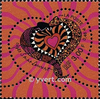 n° 3295 -  Selo França Correios