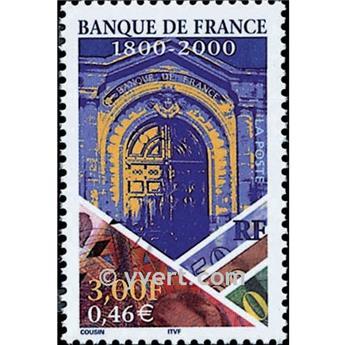 n° 3299 -  Selo França Correios