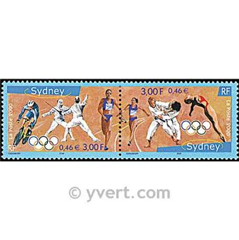 n° 3340A -  Timbre France Poste