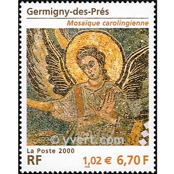 n° 3358 -  Selo França Correios