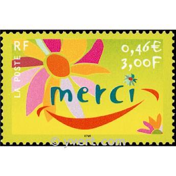 n° 3379 -  Selo França Correios