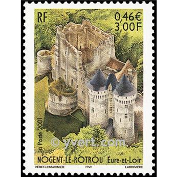 n° 3386 -  Selo França Correios