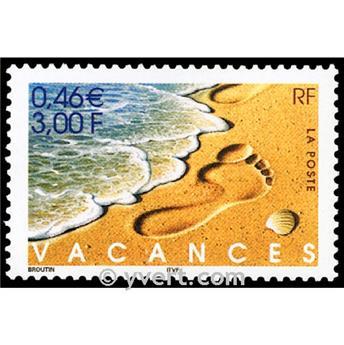n.o 3399 -  Sello Francia Correos