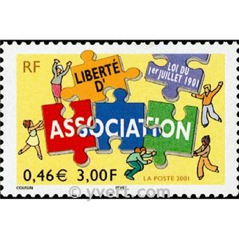 n.o 3404 -  Sello Francia Correos