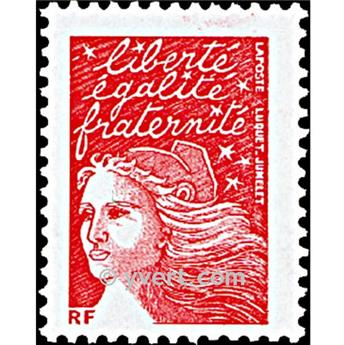 n.o 3417 -  Sello Francia Correos