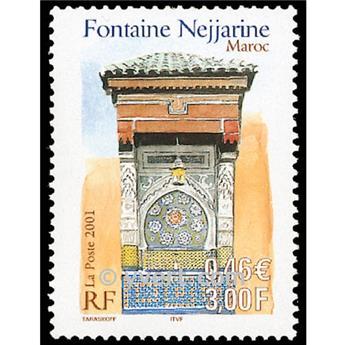 n.o 3441 -  Sello Francia Correos