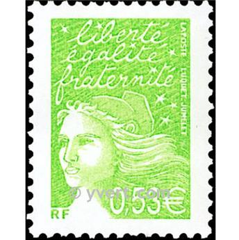 n.o 3450 -  Sello Francia Correos