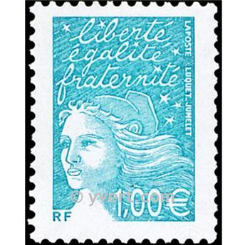 n.o 3455 -  Sello Francia Correos
