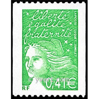 n.o 3458 -  Sello Francia Correos