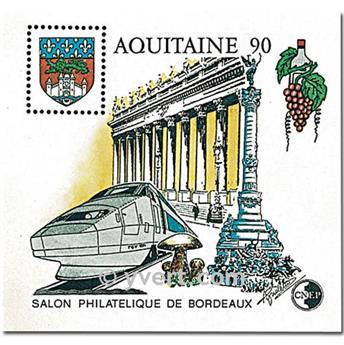 n.o 12 -  Sello Francia Cámara Sindical de Negociantes y Expertos en Filatelia (CNEP)