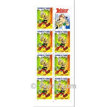 n° BC3227 -  Timbre France Carnets Journée du Timbre
