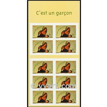 n° BC3635 -  Timbre France Carnets Divers