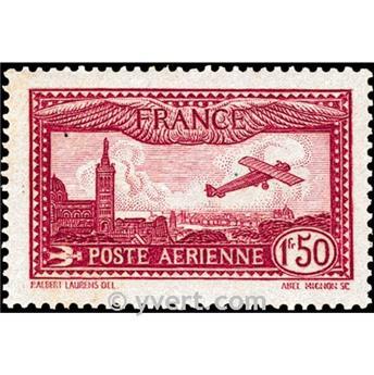 n° 5 -  Selo França Correio aéreo