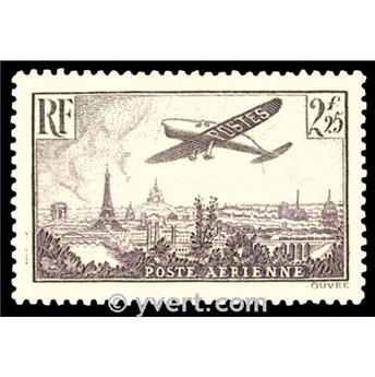 nr. 10 -  Stamp France Air Mail