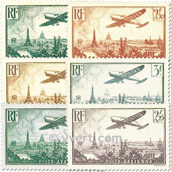 nr. 8/13 -  Stamp France Air Mail