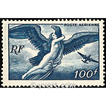 n° 18 -  Selo França Correio aéreo