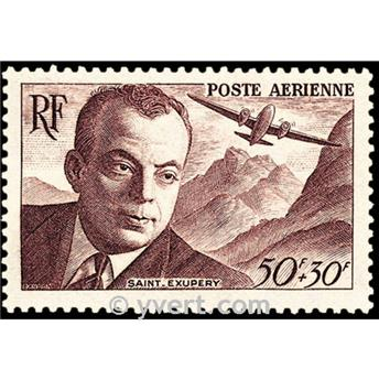 n.o 21 -  Sello Francia Correo aéreo