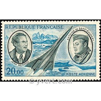 n° 44 -  Selo França Correio aéreo