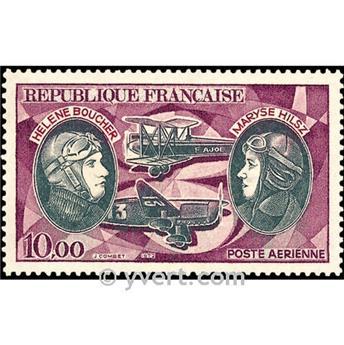 n° 47 -  Selo França Correio aéreo