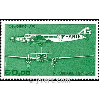 n° 60 -  Timbre France Poste aérienne