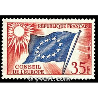 n° 20 -  Selo França Oficiais