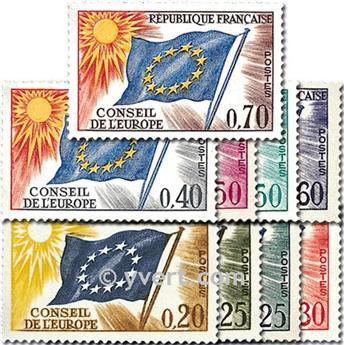 n° 27/35 -  Timbre France De service