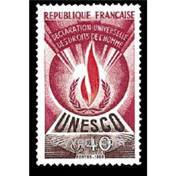n° 40 -  Selo França Oficiais