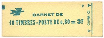 n.o 61 -  Sello Francia Precancelados