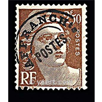 n° 95 -  Timbre France Préoblitérés