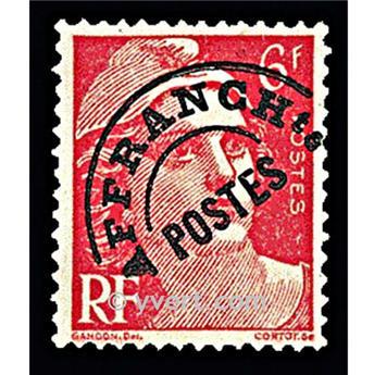 n° 100 - Timbre France Préoblitérés