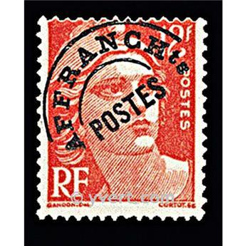 nr. 103A -  Stamp France Precancels