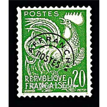 n° 120 - Timbre France Préoblitérés